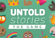 Ad for Untold Stories: The Game