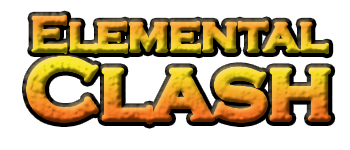 Elemental Clash - The Master Set  Logo