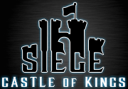 Ad for SIEGE: Castle of Kings