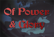 Ad for Of Power & Glory
