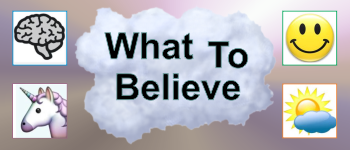 What to Believe Logo