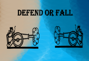Ad for DEFEND OR FALL