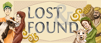 Lost & Found (First Game in the Series) Logo