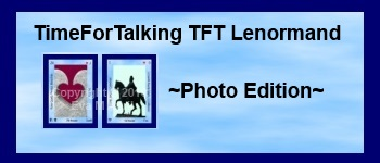 TFT Lenormand  Photo Edition Logo