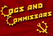 Ad for Cogs and Commissars