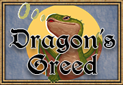 Ad for Dragon's Greed