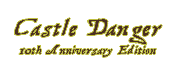 Castle Danger Logo