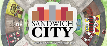 Sandwich City Logo
