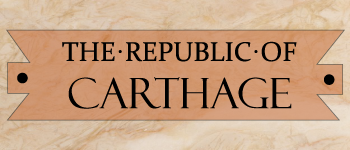 The Republic of Carthage Green Edition Logo