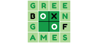 Green Box of Games Logo