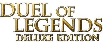 Duel of Legends (Deluxe Edition) Logo