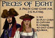 Ad for Pieces of Eight