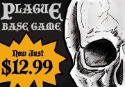 Ad for Plague the Card Game