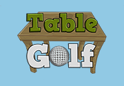 Ad for Table Golf