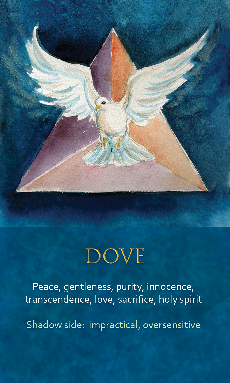 Spirit Animal Awareness Oracle Cards