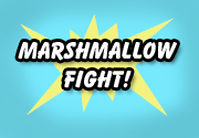 Ad for Marshmallow Fight!