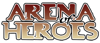Arena of Heroes Logo