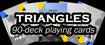 Triangles: Original Logo