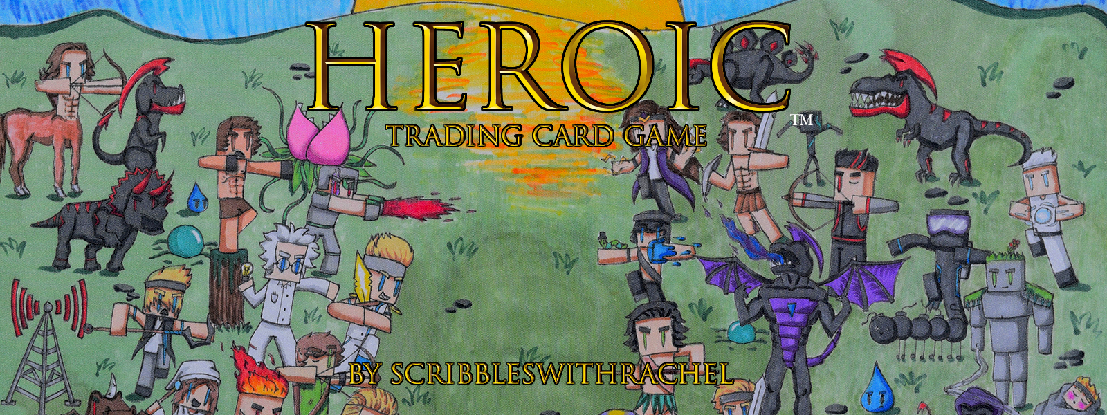 heroic set 1 the battle begins booster pack 10 cards