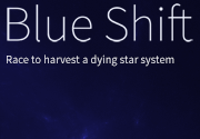 Ad for Blue Shift