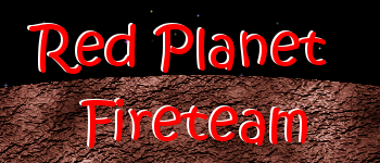 Red Planet Fireteam Logo