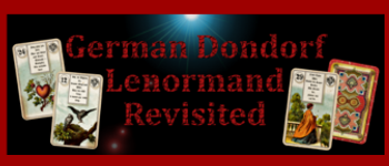 German Dondorf Lenormand Revisited Logo