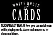 Ad for White House of Cards