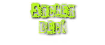 Deathmatch: Elf Archer Deck™ Logo