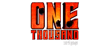One Thousand Logo