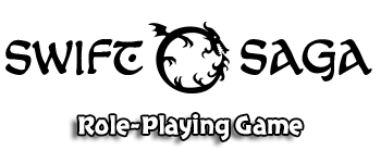 Swift Saga RPG Expansion: Caravan of Dreams Logo