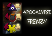 Ad for Apocalypse Frenzy