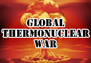 Ad for Global Thermonuclear War