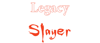 Legacy of the Slayer Logo