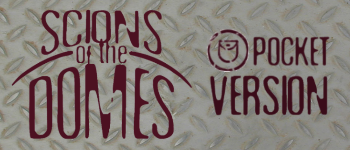 Scions of the Domes (Pocket version) Logo