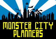 Ad for Monster City Planners