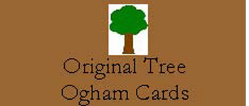 The Tree Ogham Cards Original Logo