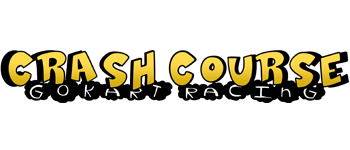 Crash Course: Go-Kart Racing Logo