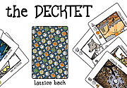 Ad for The Decktet (lattice)