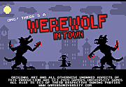 Ad for Werewolf in Town