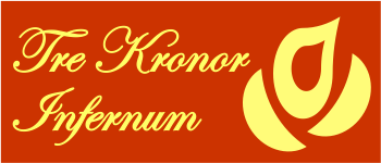 Tre Kronor Infernum - Fire to Ashes Logo