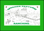 Ad for Greener Pastures Ranching (Deluxe)
