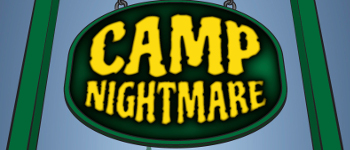 Camp Nightmare Logo