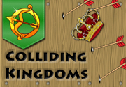 Ad for Colliding Kingdoms