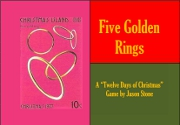 Ad for Five Golden Rings