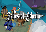 Ad for Relics of Etheria
