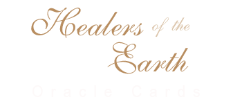 Healers of the Earth Oracle Cards Logo