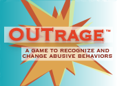 Ad for OUTrage