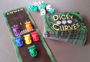 Ad for Dicey Curves