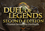 Ad for Duel of Legends: Second Edition