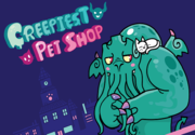 Ad for Creepiest Pet Shop